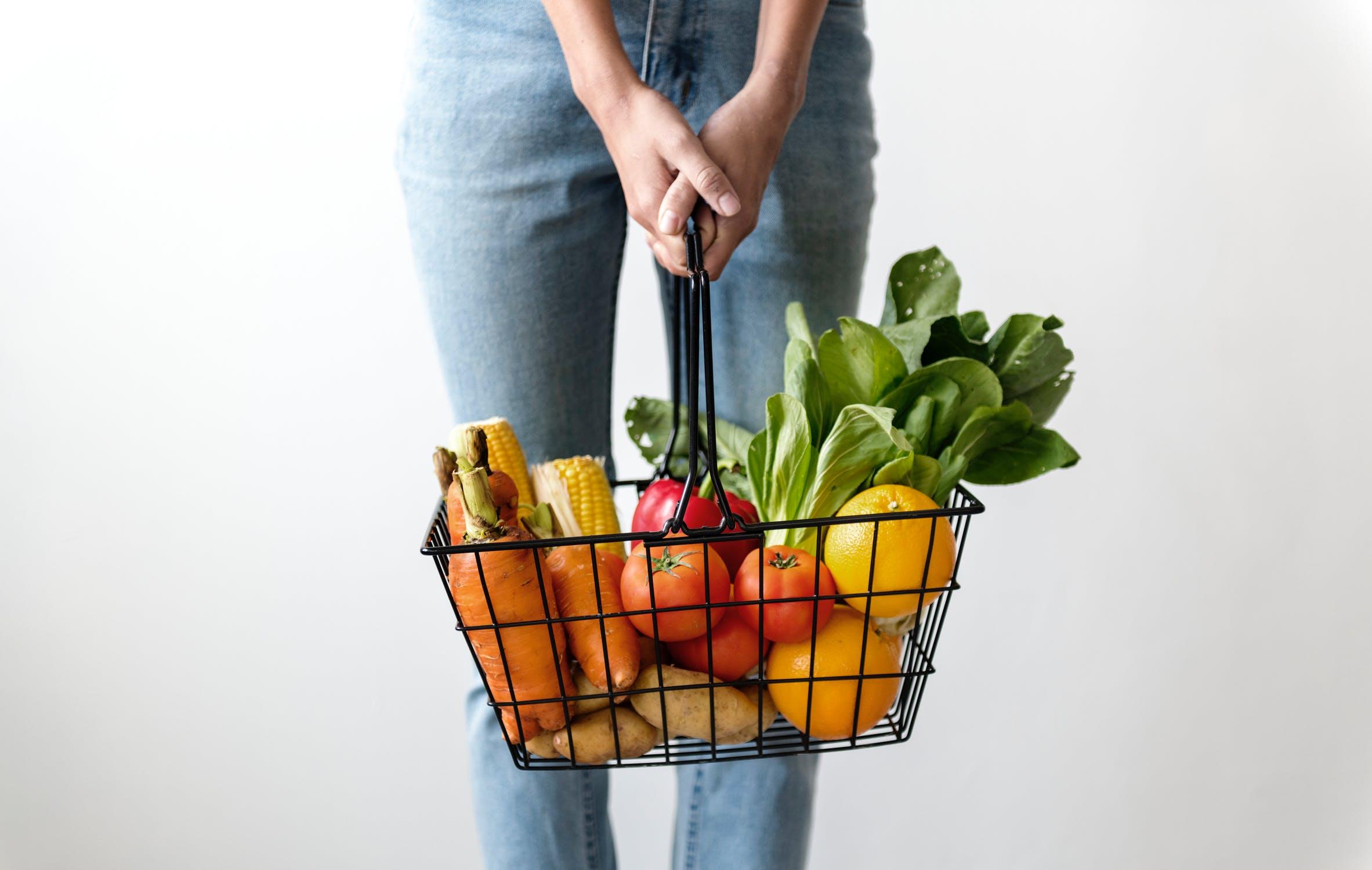 vegan eten gezond