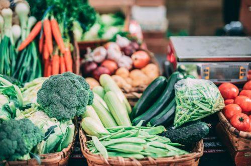 groenten rauw of gekookt