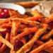 Zoete aardappel frietjes recept